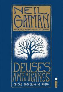 neil gaiman capa do livro deuses americanos