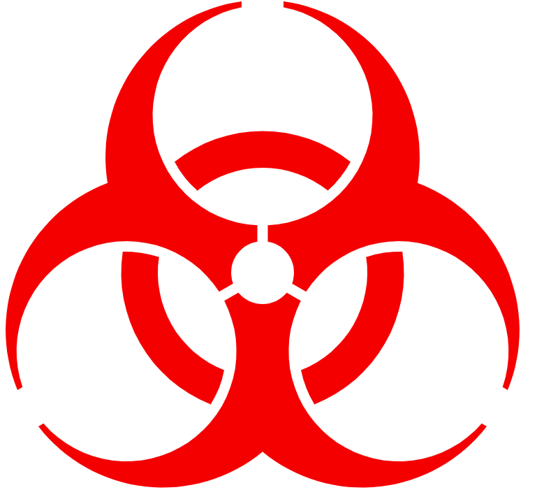 biorisco - símbolo